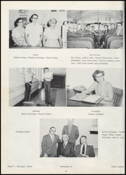 Page 12, 1959 Edition, Geneva High School - Legend Yearbook (Geneva, IN) online yearbook collection