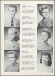 Page 16, 1959 Edition, Geneva High School - Legend Yearbook (Geneva, IN) online yearbook collection