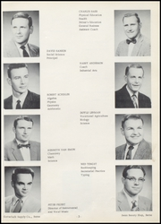 Page 9, 1959 Edition, Geneva High School - Legend Yearbook (Geneva, IN) online yearbook collection