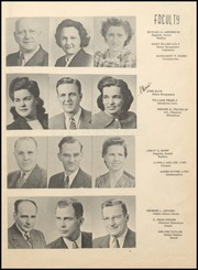 Page 17, 1947 Edition, Portage High School - Legend Yearbook (Portage, IN) online yearbook collection