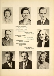 Page 11, 1948 Edition, Portage High School - Legend Yearbook (Portage, IN) online yearbook collection