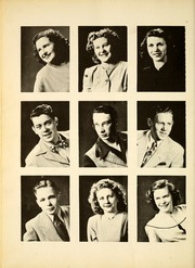Page 16, 1948 Edition, Portage High School - Legend Yearbook (Portage, IN) online yearbook collection