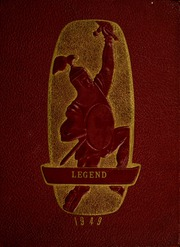 1949 Edition, Portage High School - Legend Yearbook (Portage, IN)