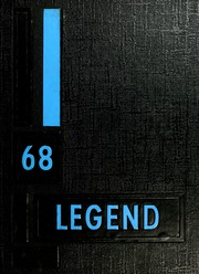 1968 Edition, Portage High School - Legend Yearbook (Portage, IN)
