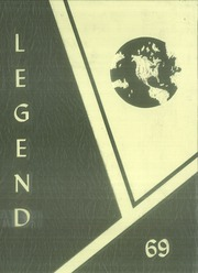 1969 Edition, Portage High School - Legend Yearbook (Portage, IN)