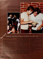 Page 14, 1985 Edition, Portage High School - Legend Yearbook (Portage, IN) online yearbook collection