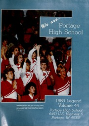 Page 5, 1985 Edition, Portage High School - Legend Yearbook (Portage, IN) online yearbook collection
