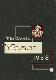 1958 Edition, Loyola Academy - Yearbook (Wilmette, IL)