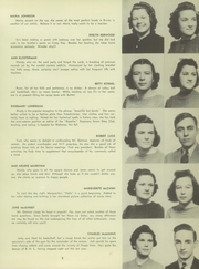 Page 11, 1940 Edition, Charles W Baker High School - Lyre Yearbook (Baldwinsville, NY) online yearbook collection