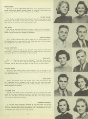 Page 13, 1940 Edition, Charles W Baker High School - Lyre Yearbook (Baldwinsville, NY) online yearbook collection