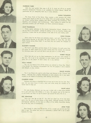 Page 14, 1940 Edition, Charles W Baker High School - Lyre Yearbook (Baldwinsville, NY) online yearbook collection