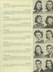 Page 9, 1940 Edition, Charles W Baker High School - Lyre Yearbook (Baldwinsville, NY) online yearbook collection