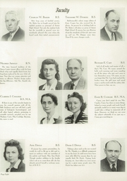Page 10, 1942 Edition, Charles W Baker High School - Lyre Yearbook (Baldwinsville, NY) online yearbook collection