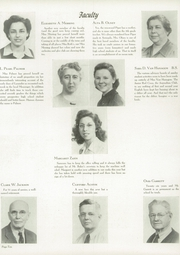 Page 12, 1942 Edition, Charles W Baker High School - Lyre Yearbook (Baldwinsville, NY) online yearbook collection