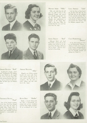 Page 16, 1942 Edition, Charles W Baker High School - Lyre Yearbook (Baldwinsville, NY) online yearbook collection
