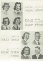 Page 17, 1942 Edition, Charles W Baker High School - Lyre Yearbook (Baldwinsville, NY) online yearbook collection