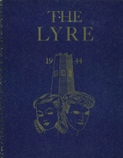 Charles W Baker High School - Lyre Yearbook (Baldwinsville, NY) online yearbook collection, 1944 Edition, Page 1