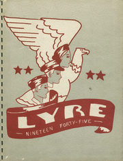 Charles W Baker High School - Lyre Yearbook (Baldwinsville, NY) online yearbook collection, 1945 Edition, Page 1