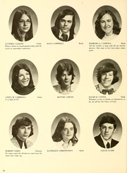 Page 26, 1975 Edition, Charles W Baker High School - Lyre Yearbook (Baldwinsville, NY) online yearbook collection