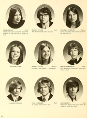 Page 34, 1975 Edition, Charles W Baker High School - Lyre Yearbook (Baldwinsville, NY) online yearbook collection