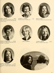Page 35, 1975 Edition, Charles W Baker High School - Lyre Yearbook (Baldwinsville, NY) online yearbook collection