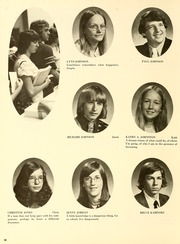 Page 42, 1975 Edition, Charles W Baker High School - Lyre Yearbook (Baldwinsville, NY) online yearbook collection