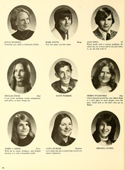 Page 74, 1975 Edition, Charles W Baker High School - Lyre Yearbook (Baldwinsville, NY) online yearbook collection
