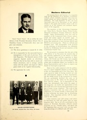 Page 17, 1936 Edition, Westdale Secondary School - Le Raconteur Yearbook (Hamilton, Ontario Canada) online yearbook collection
