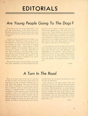 Page 11, 1951 Edition, Westdale Secondary School - Le Raconteur Yearbook (Hamilton, Ontario Canada) online yearbook collection