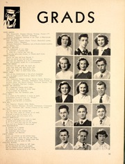 Page 17, 1951 Edition, Westdale Secondary School - Le Raconteur Yearbook (Hamilton, Ontario Canada) online yearbook collection