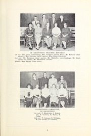 Page 9, 1960 Edition, Westdale Secondary School - Le Raconteur Yearbook (Hamilton, Ontario Canada) online yearbook collection