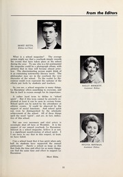 Page 13, 1962 Edition, Westdale Secondary School - Le Raconteur Yearbook (Hamilton, Ontario Canada) online yearbook collection