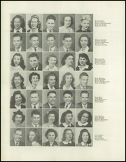Page 10, 1946 Edition, Vincennes Lincoln High School - Lincoln Log Yearbook (Vincennes, IN) online yearbook collection