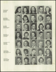 Page 11, 1946 Edition, Vincennes Lincoln High School - Lincoln Log Yearbook (Vincennes, IN) online yearbook collection