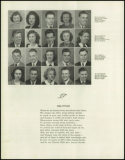 Page 12, 1946 Edition, Vincennes Lincoln High School - Lincoln Log Yearbook (Vincennes, IN) online yearbook collection