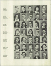 Page 9, 1946 Edition, Vincennes Lincoln High School - Lincoln Log Yearbook (Vincennes, IN) online yearbook collection