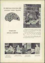 Page 9, 1955 Edition, Vincennes Lincoln High School - Lincoln Log Yearbook (Vincennes, IN) online yearbook collection