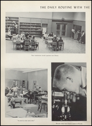 Page 10, 1957 Edition, Vincennes Lincoln High School - Lincoln Log Yearbook (Vincennes, IN) online yearbook collection