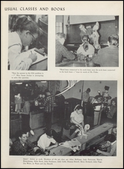 Page 11, 1957 Edition, Vincennes Lincoln High School - Lincoln Log Yearbook (Vincennes, IN) online yearbook collection