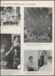 Page 15, 1957 Edition, Vincennes Lincoln High School - Lincoln Log Yearbook (Vincennes, IN) online yearbook collection