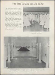 Page 17, 1957 Edition, Vincennes Lincoln High School - Lincoln Log Yearbook (Vincennes, IN) online yearbook collection