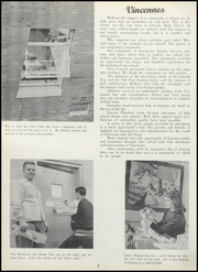 Page 10, 1958 Edition, Vincennes Lincoln High School - Lincoln Log Yearbook (Vincennes, IN) online yearbook collection