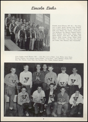 Page 12, 1958 Edition, Vincennes Lincoln High School - Lincoln Log Yearbook (Vincennes, IN) online yearbook collection