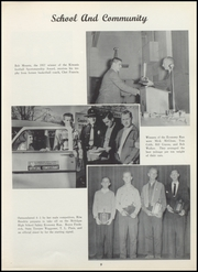 Page 13, 1958 Edition, Vincennes Lincoln High School - Lincoln Log Yearbook (Vincennes, IN) online yearbook collection