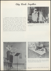 Page 15, 1958 Edition, Vincennes Lincoln High School - Lincoln Log Yearbook (Vincennes, IN) online yearbook collection