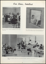 Page 16, 1958 Edition, Vincennes Lincoln High School - Lincoln Log Yearbook (Vincennes, IN) online yearbook collection