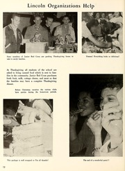Page 16, 1960 Edition, Vincennes Lincoln High School - Lincoln Log Yearbook (Vincennes, IN) online yearbook collection