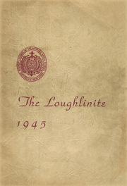 1945 Edition, Bishop Loughlin Memorial High School - Loughlinite Yearbook (Brooklyn, NY)