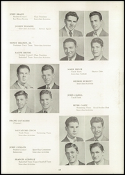 Page 17, 1947 Edition, Bishop Loughlin Memorial High School - Loughlinite Yearbook (Brooklyn, NY) online yearbook collection