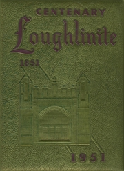 1951 Edition, Bishop Loughlin Memorial High School - Loughlinite Yearbook (Brooklyn, NY)